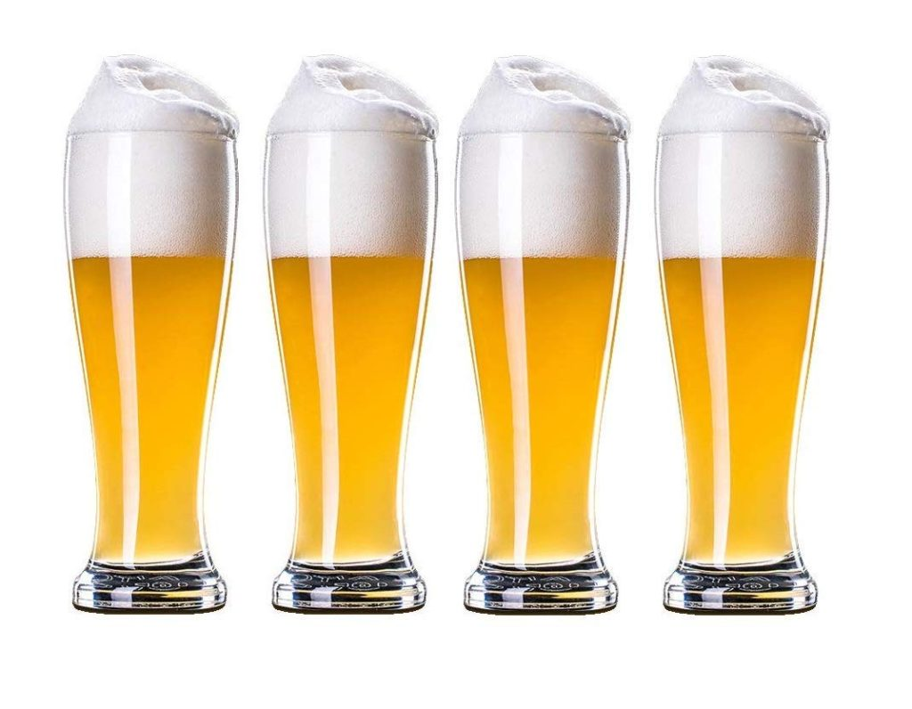 Top 5 Best Beer Glasses in India 2020