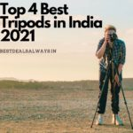 Top 4 Best Tripods in India 2021
